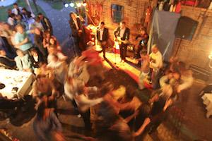 live muziek bruiloft dansen